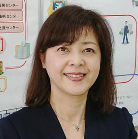 君嶋 千恵子